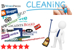 cleaningwordpress